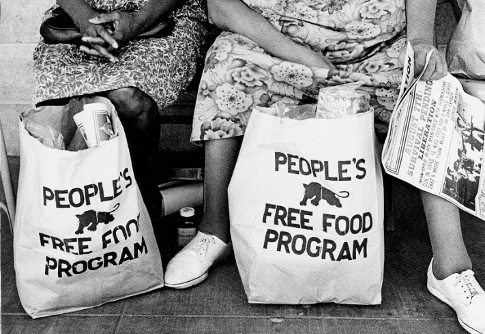 Black Panther Free Food Program