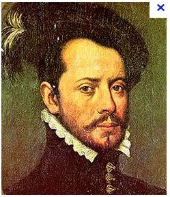 Portrait of Hernan Cortes