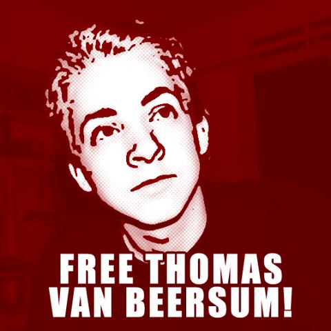 Free Thomas Van Beersum!