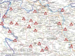 Mapa-poplave