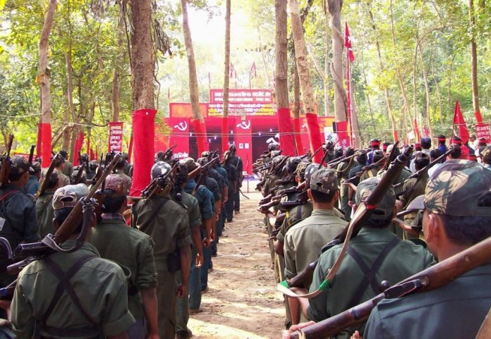 People's Liberation Guerrilla Army in India